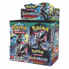 Pokemon Sun & Moon Guardians Rising Booster Box [36 Packs]