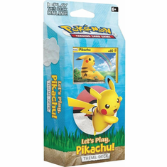 Pokemon Sun & Moon Let's Play Theme Deck [Pikachu] (Pre-Order ships February)