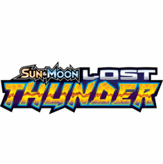Pokemon Sun & Moon Lost Thunder Single Cards