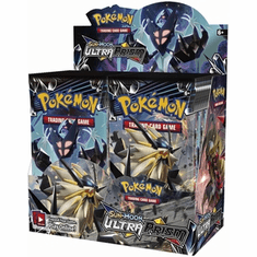 Pokemon: Sun & Moon SM5 Ultra Prism Booster Box