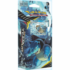 Pokemon Sun & Moon Team Up Blastoise Theme Deck