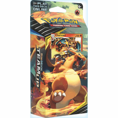 Pokemon Sun & Moon Team Up Charizard Theme Deck