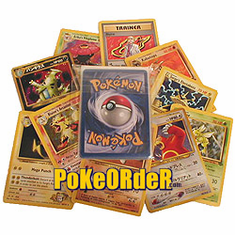 Pokemon Super Holofoil & Rare (10 Card) Combo