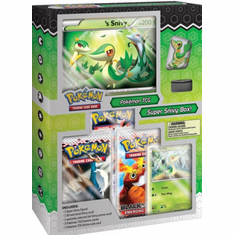 Pokemon Super Snivy Box