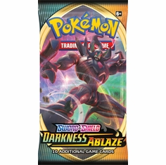 POKEMON: SWORD & SHIELD - DARKNESS ABLAZE BOOSTER PACK