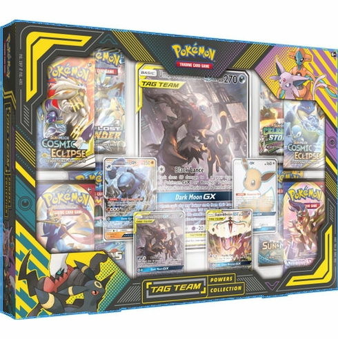 Pokemon - TAG TEAM Powers Collection - Umbreon & Darkrai-GX