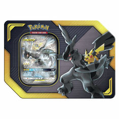 Pokemon - TAG TEAM Tin - Pikachu & Zekrom-GX