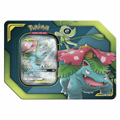 Pokemon - TAG TEAM Tin - Venusaur & Celebi-GX
