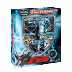 Pokemon Team Plasma Box