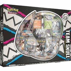 Pokemon Team Skull Pin Collection