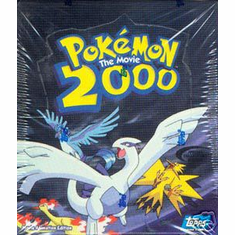 Pokemon The Movie 2000 Trading Card Game Booster Pack