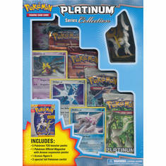 Pokemon Trading Card Game Platinum Series Collection Box