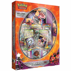 Pokemon Ultra Beasts Buzzwole-GX Premium Collection