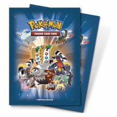 Pokemon Ultra Pro Series 3 Deck Sleeves