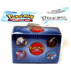 Pokemon Ultra Pro Side Loading Theme Art Deck Box