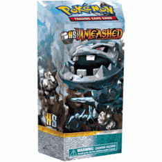 Pokemon Unleashed (HS2) Theme Deck Steel Sentinel [Steelix]