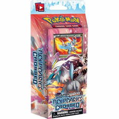 Pokemon White Kyurem Black & White Boundaries Crossed Theme Deck