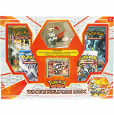 Pokemon White Kyurem Overdrive Box