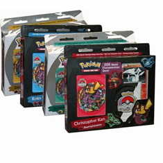 Pokemon World Championship 2011 Decks (Set Of 4)