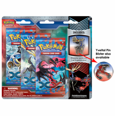 Pokemon XY Collector's Pin 3-Pack