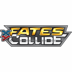 Pokemon XY Fates Collide Single Cards