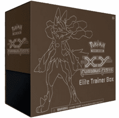 Pokemon XY Furious Fists Elite Trainer Box