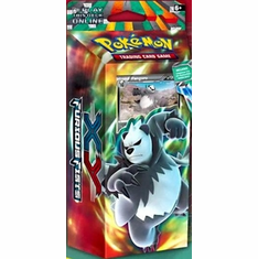 Pokemon XY Furious Fists Pangoro Theme Deck