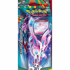 Pokemon XY Furious Fists Sylveon Theme Deck