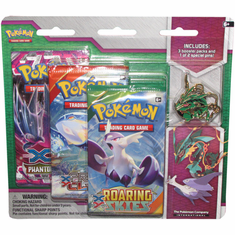 Pokemon XY Mega Evolution Collector's Pin Blister Pack - Mega Rayquaza