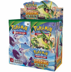 Pokemon XY Roaring Skies Booster Box sealed