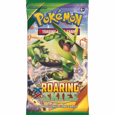 Pokemon XY Roaring Skies Booster Pack