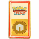 Pokemon Zephyr Badge - Violet City