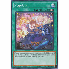 Pop-Up DUEA-EN067 - Common Duelist Alliance Card