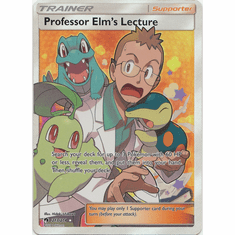 Professor Elm's Lecture - 213/214 - Full Art Ultra Rare