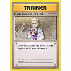 Professor Oak's Hint 84/108 Uncommon - Pokemon XY Evolutions Single Card