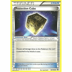 Protection Cube 95/106 - Pokemon XY Flashfire Uncommon Trainer Card