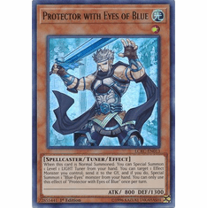 Protector with Eyes of Blue LCKC-EN013 Ultra Rare - Legendary Collection Kaiba