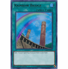 Rainbow Bridge - LED2-EN038 - Ultra Rare 1st Edition
