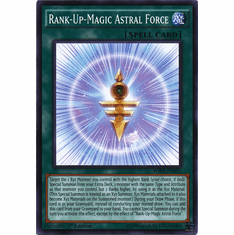 Rank-Up-Magic Astral Force WIRA-EN055 Common - YuGiOh Wing Raiders Card