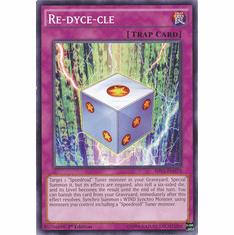 Re-dyce-cle SHVI-EN070 Common - YuGiOh Shining Victories Card