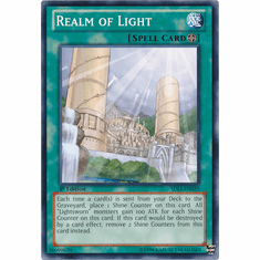Realm of Light SDLI-EN025 - YuGiOh Realm Of Light Common Card