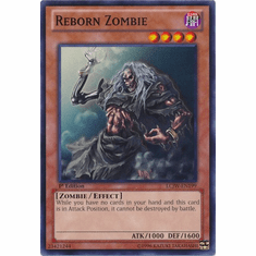 Reborn Zombie LCJW-EN199 - YuGiOh Joey's World Common Card