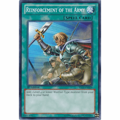 Reinforcement of the Army YS13-EN029 - YuGiOh V For Victory Common Card
