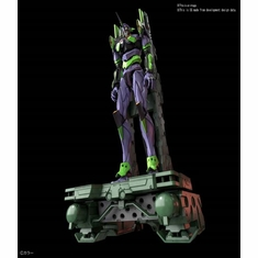 Rg Evangelion Unit-01 Dx Transport Platform Set Item # BAN5059015 Release Date: 03/01/2020