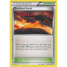 Scorched Earth 138/160 Trainer - XY Primal Clash Single Card
