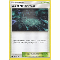Sea of Nothingness 99/111 Uncommon - Pokemon Crimson Invasion Card