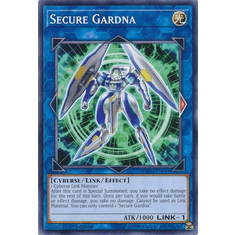 Secure Gardna EXFO-EN043 Common - YuGiOh Extreme Force