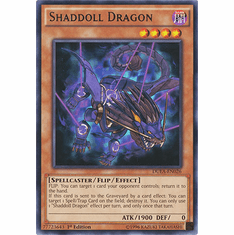 Shaddoll Dragon DUEA-EN026 - Duelist Alliance RARE Duelist Alliance Card