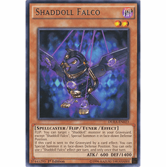 Shaddoll Falco DUEA-EN023 - Duelist Alliance RARE Duelist Alliance Card