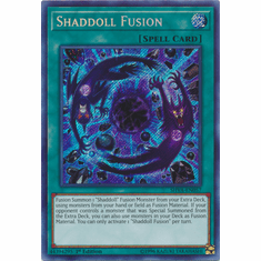 Shaddoll Fusion - SHVA-EN057 - Secret Rare
